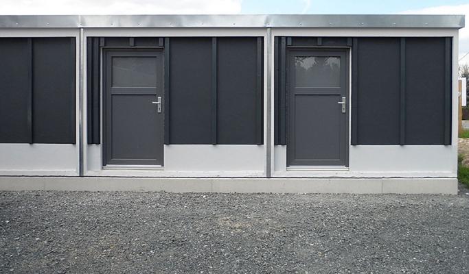 Bauunternehmung Mierzwa - Neubau in Bobritzsch-Hilbersdorf