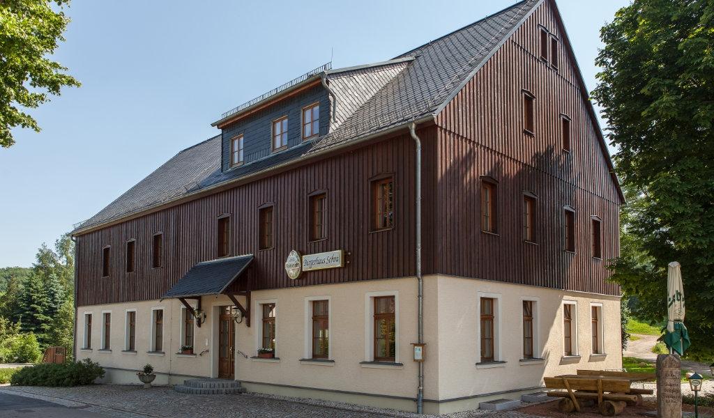 Bauunternehmung Mierzwa - Fassade